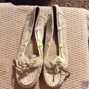 Authentic Michael Kors New Moccasins